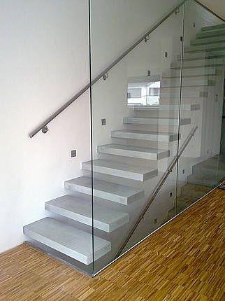 Escalera de cemento alisado casa web for Construccion de escaleras de cemento