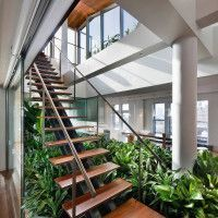 escaleras de diseño moderno