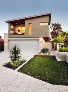 fachadas de casas bonitas