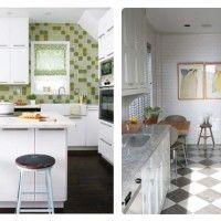 a te dejo una galeria de ejemplos de cocinas pequeas decoradas para que puedas encontrar una que se adapte a la forma de la tuya