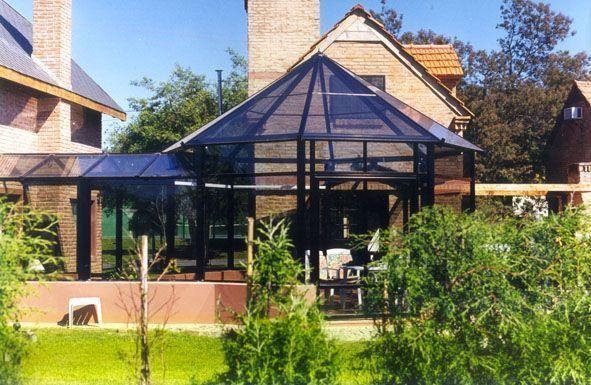 Fotos de jardines de invierno casa web for Disenos de jardin de invierno