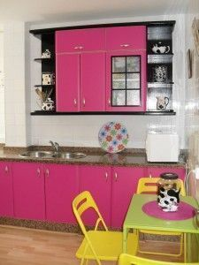 ideas de decoracion de cocina pequeñas