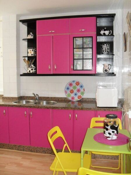 Ideas de decoracion de cocina peque as casa web for Cocinas modernas pequenas para apartamentos