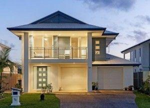 iluminacion frente casa