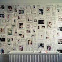 integrar las fotos en la decoracion