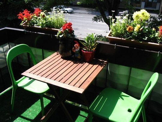 Muebles para blalcon casa web for Muebles de exterior para balcon