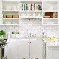 organizar una cocina pequeña