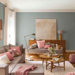 Colores de Pared para el living