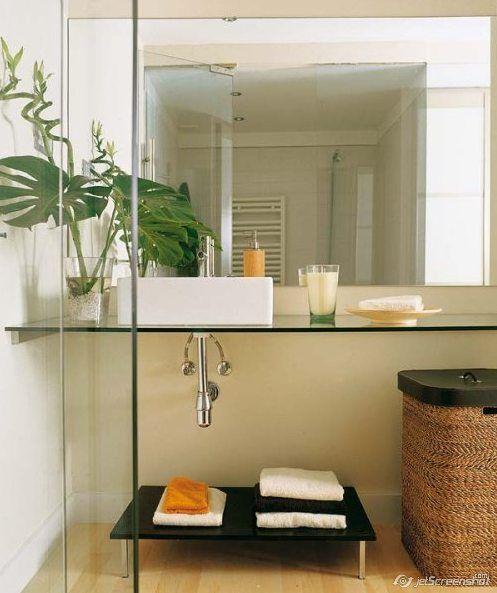 Decoracion De Baño Con Plantas:platas para decorar el baño – Casa Web