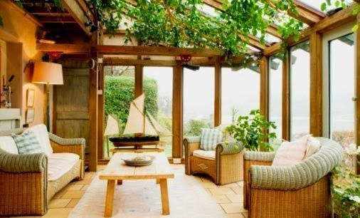 Proyectos de jardines de invierno casa web for Decoracion invierno