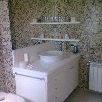revestir el baño con venecitas