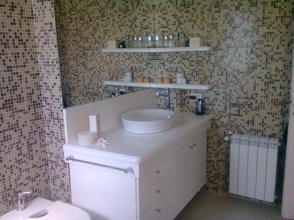 revestir el ba o con venecitas casa web On baños con venecitas