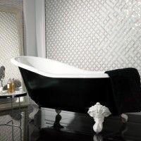 venecitas en baño de lujo