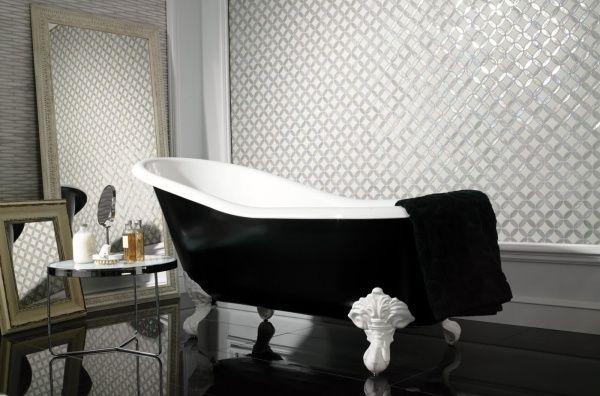 Decoracion De Baños Con Venecitas:venecitas en baño de lujo – Casa Web