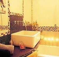 venecitas para decorar el baño