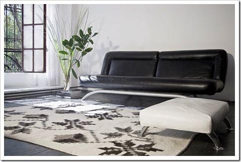 Alfombras para living con pisos oscuros casa web for Diferentes tipos de alfombras