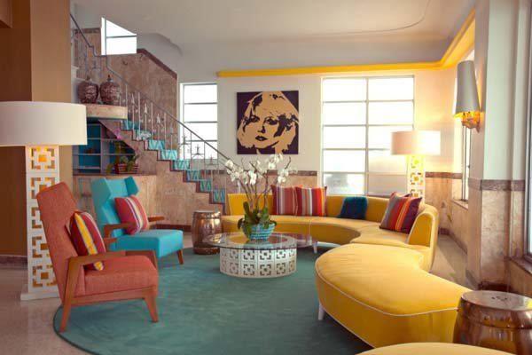 cuadro para decoracion retro Casa Web