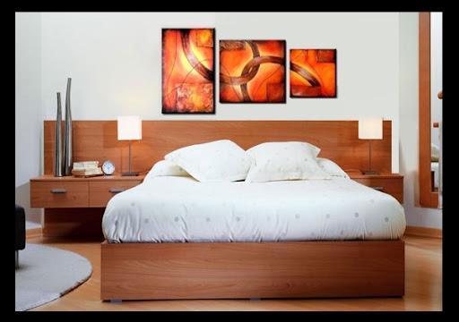 Cuadros decorativos casa web Cuadros modernos decoracion para tu dormitorio living