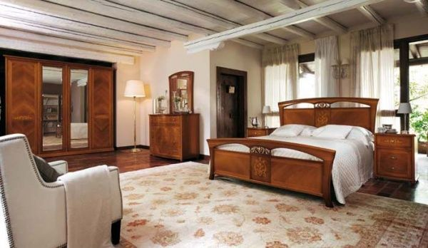 Decoracion de dormitorio clasico y moderno casa web for Decoracion de dormitorios modernos
