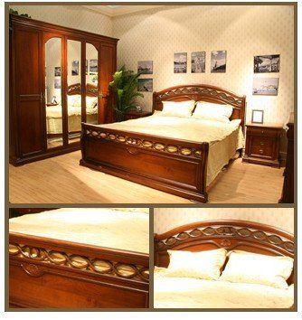 Dormitorio con muebles antiguos casa web - Muebles de dormitorio antiguos ...