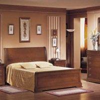 dormitorio con muebles de estilo clasico