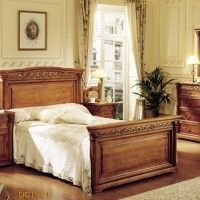 dormitorio estilo clasico