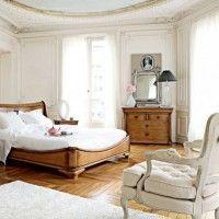 dormitorio estilo clasico y moderno