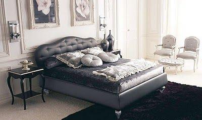 Habitaciones estilo clasico moderno casa web for Muebles estilo clasico moderno