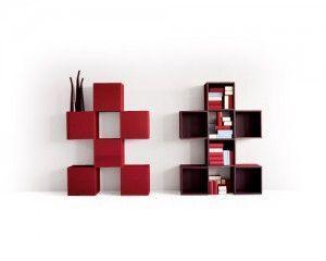 estanterias de diseño moderno