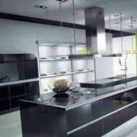 fotos de extractores de cocinas modernos1