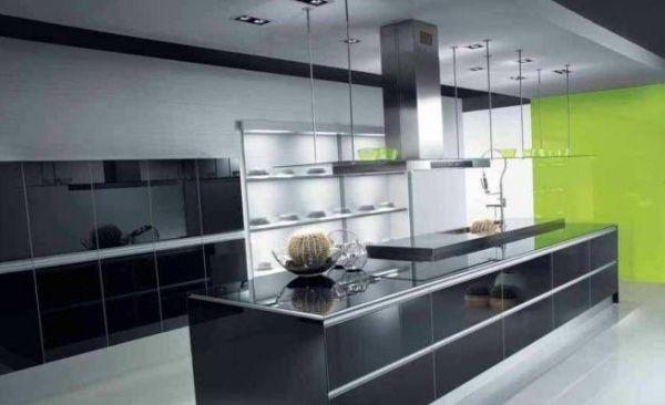 Fotos de extractores de cocinas modernos casa web for Decoracion de cocinas modernas fotos