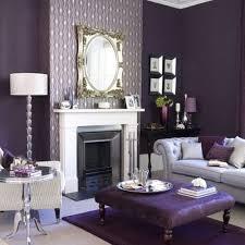 living estilo clasico morado