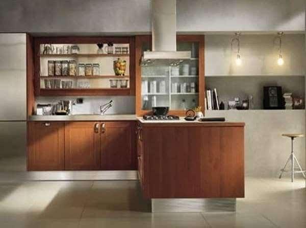 Paredes revestidas con microcemento casa web - Microcemento en cocinas ...