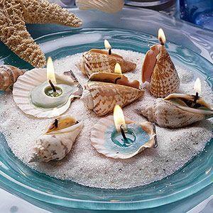 plato con caracoles
