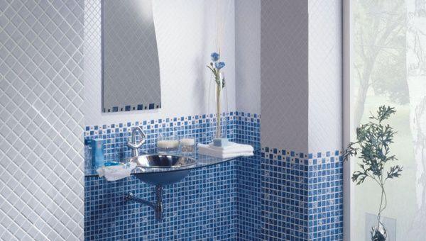 Venecitas un detalle decorativo casa web - Banos con gresite y azulejos ...