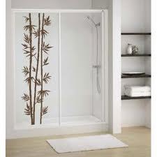 vinilos decorativos en la ducha