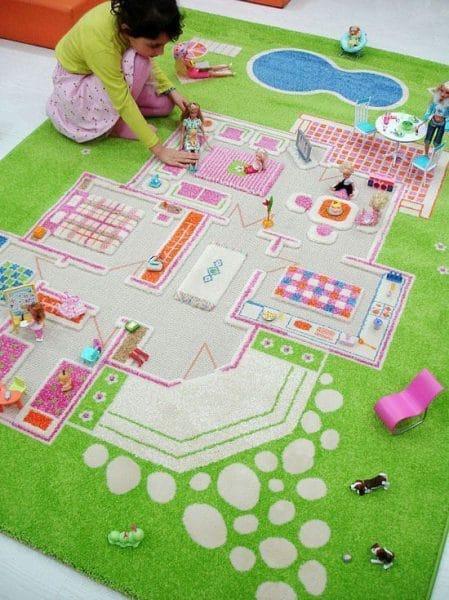 Fotos de alfombras infantiles casa web - Alfombras de casa ...