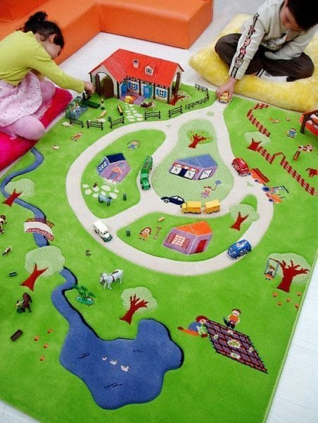 fotos de alfombras infantiles casa web. Black Bedroom Furniture Sets. Home Design Ideas