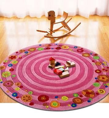 alfombra infantil para niña