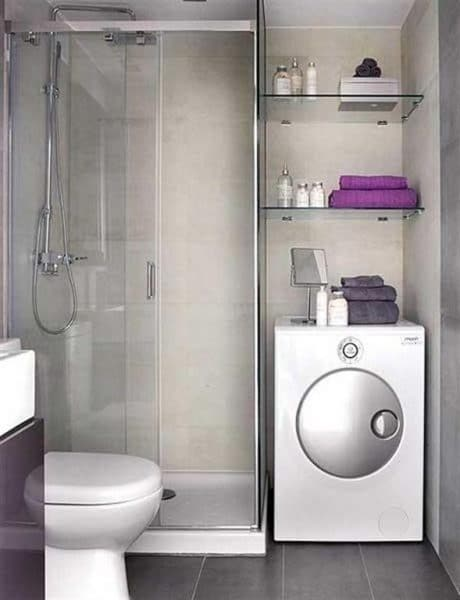 Baños Modernos Ninos:Small Bathroom Design Ideas