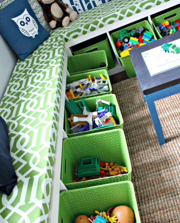 Como organizar los juguetes de los ni os casa web - Casa de los juguetes ...