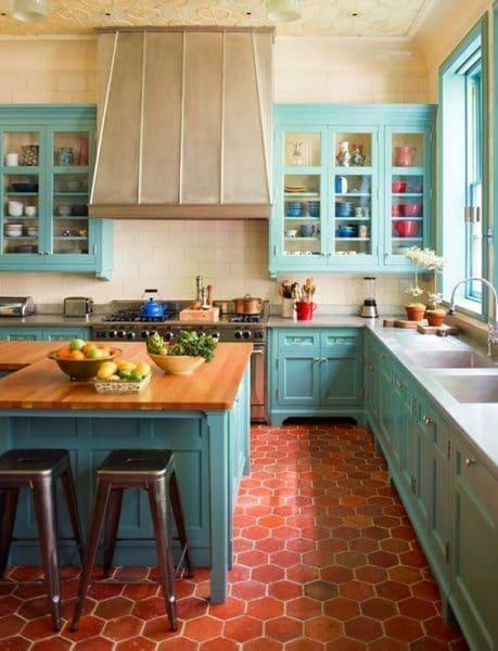 cocina decoracion vintage