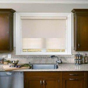 cortina roller cocina