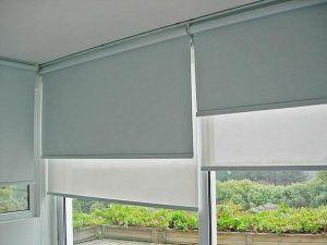 cortinas roller dobres