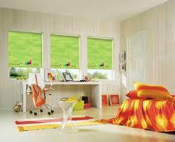 cortinas roller habitacion infantil