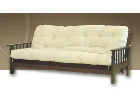 futon de pino