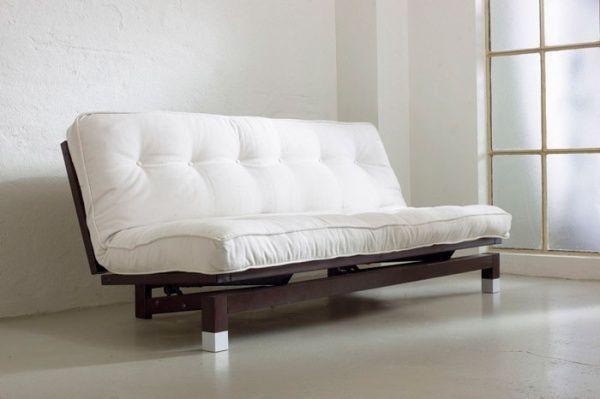 Futones para el living casa web - Sofa cama minimalista ...