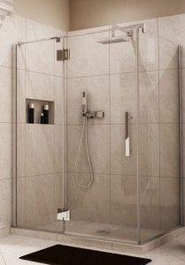 mampara para ducha rectangular