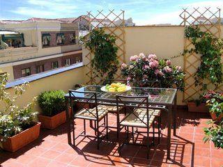 Decoracion de terrazas casa web for Mobiliario de terraza