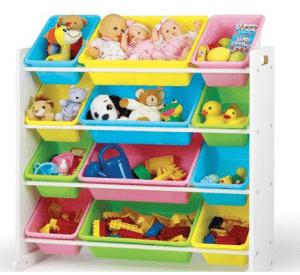 mueble para ordenar juguetes